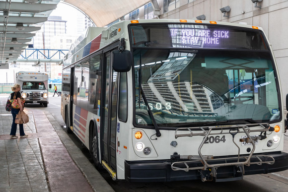 METRO Delivers Essential Trips, Modifies Service, Adds More Cleaning 1