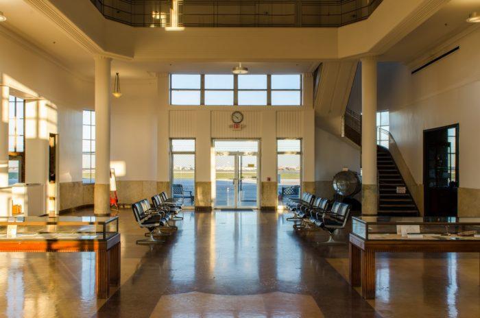 Community Spotlight: 1940 Air Terminal Museum 1