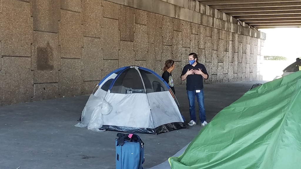 City of Houston Addressing Public Health Risks Associated With Homeless Encampments 3