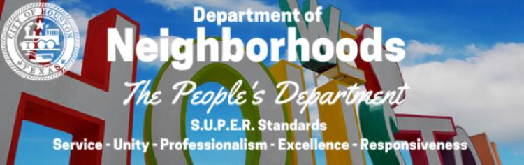 Neighborhood Matching Grant Program – Call for Applications! 1