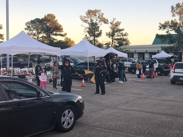Pictures: Trunk of Treat, Oct. 30 2