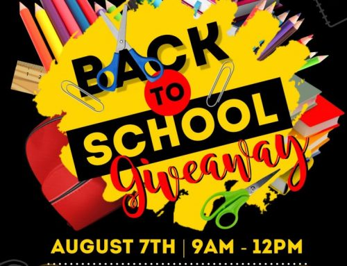 HPD: Back to School Giveaway, Aug. 7