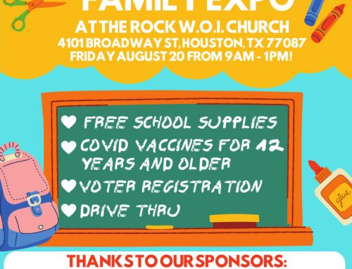 El Centro's Back To School Family Expo, Aug. 13 and 20