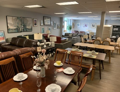 Hobby-area non-profit helps needy Houston families furnish their homes