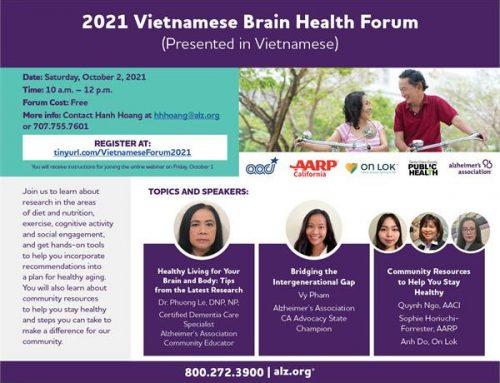 2021 Vietnamese Brain Health Forum